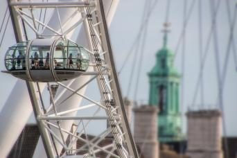 Gray Line Full-Day London Experience & London Eye