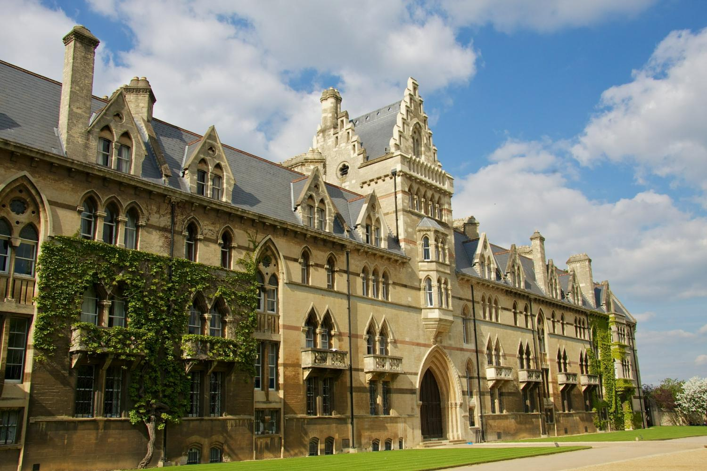 Oxford & Cambridge Day Trip