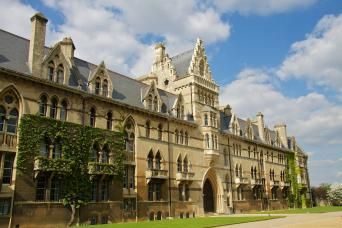Gray Line Oxford & Cambridge Day Trip