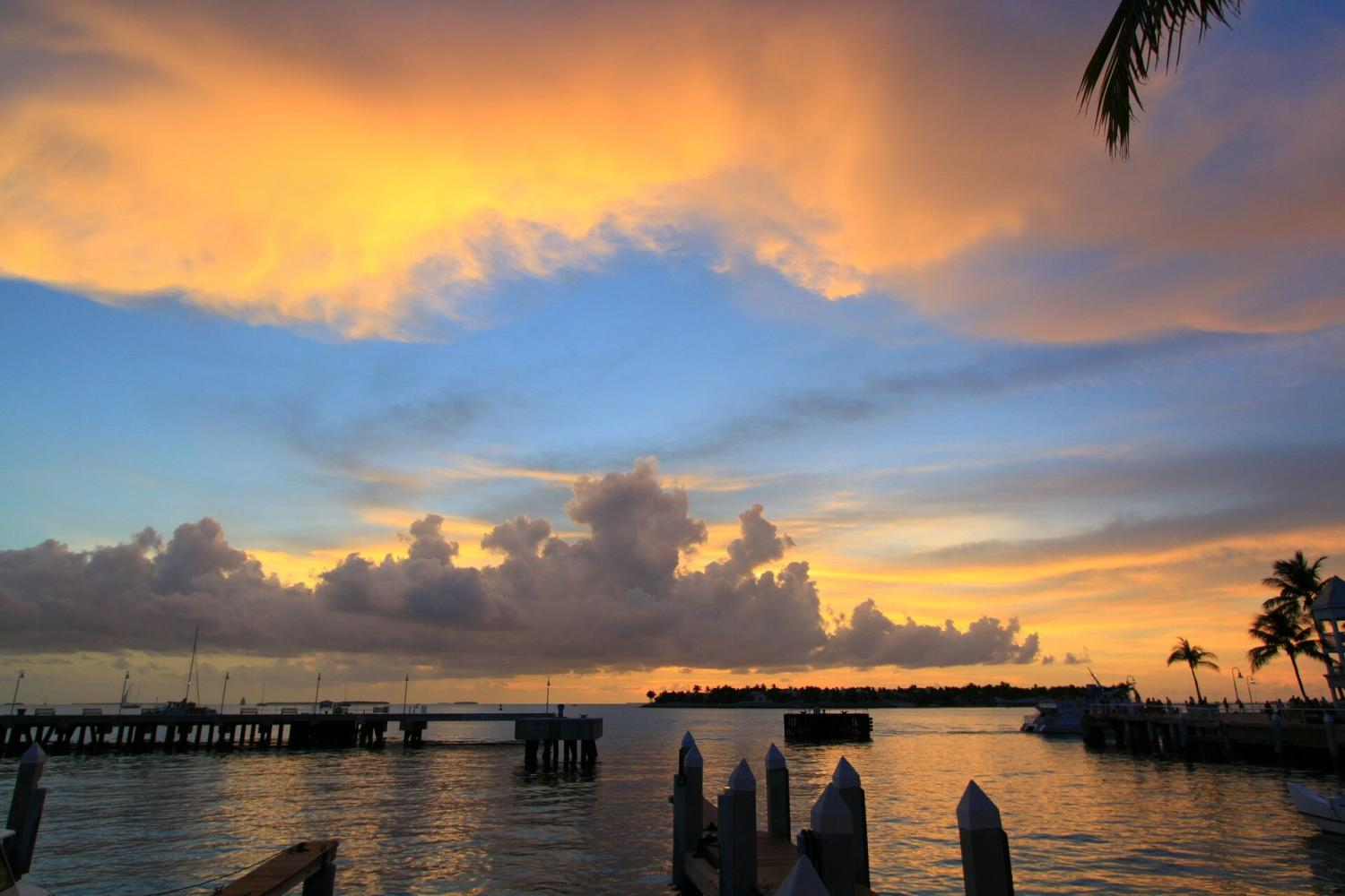 A lot can be seen on a day trip to Key West