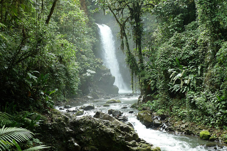 From San Jose - La Paz Waterfall Gardens