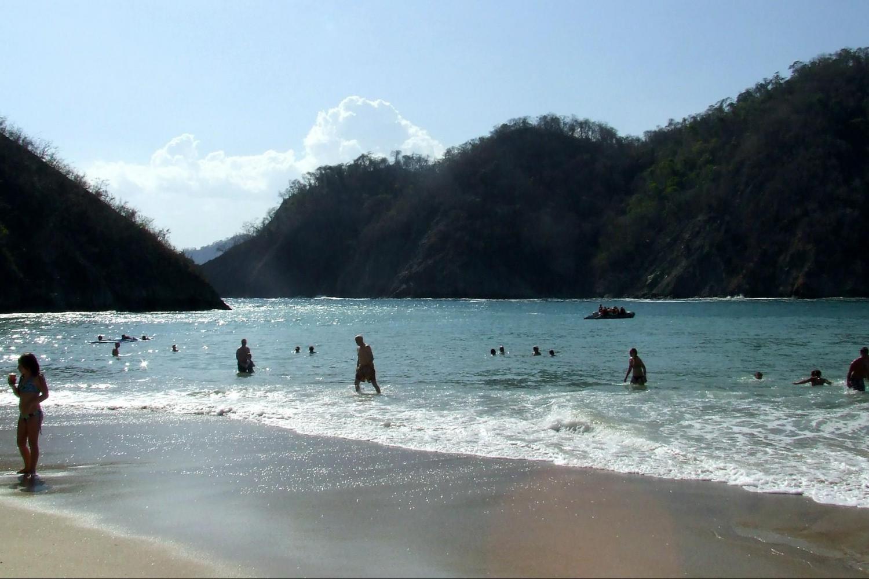 From Jaco - Tortuga Island Cruise