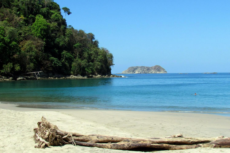 From Jaco - Manuel Antonio National Park