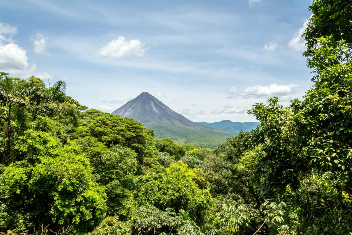 Visit the gorgeous country of Costa Rica for unbeatable views