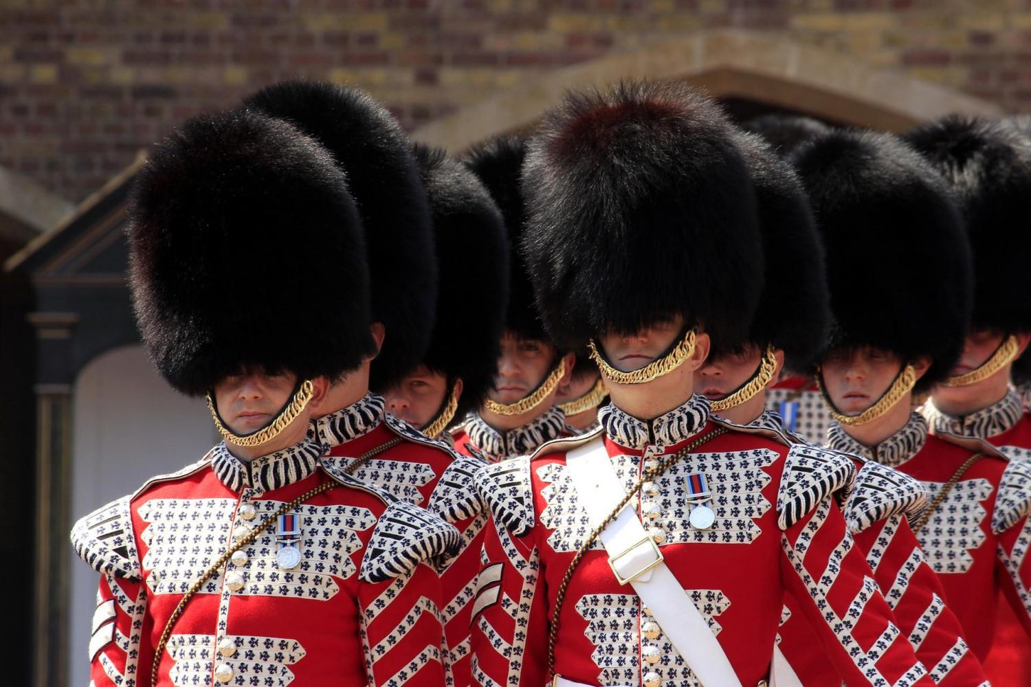 London City Tour, St Paul's Cathedral & Changing Of The Guards