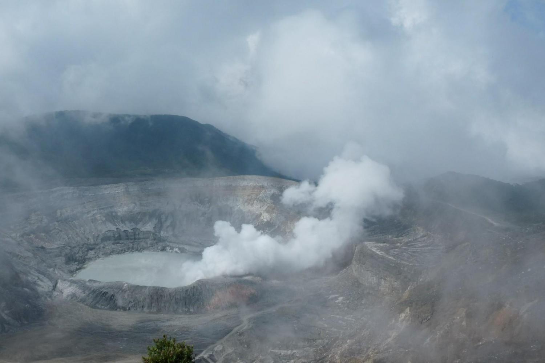 From San José - Poas Volcano, Doka Coffee Estate and Sarchi Arts and Crafts Market