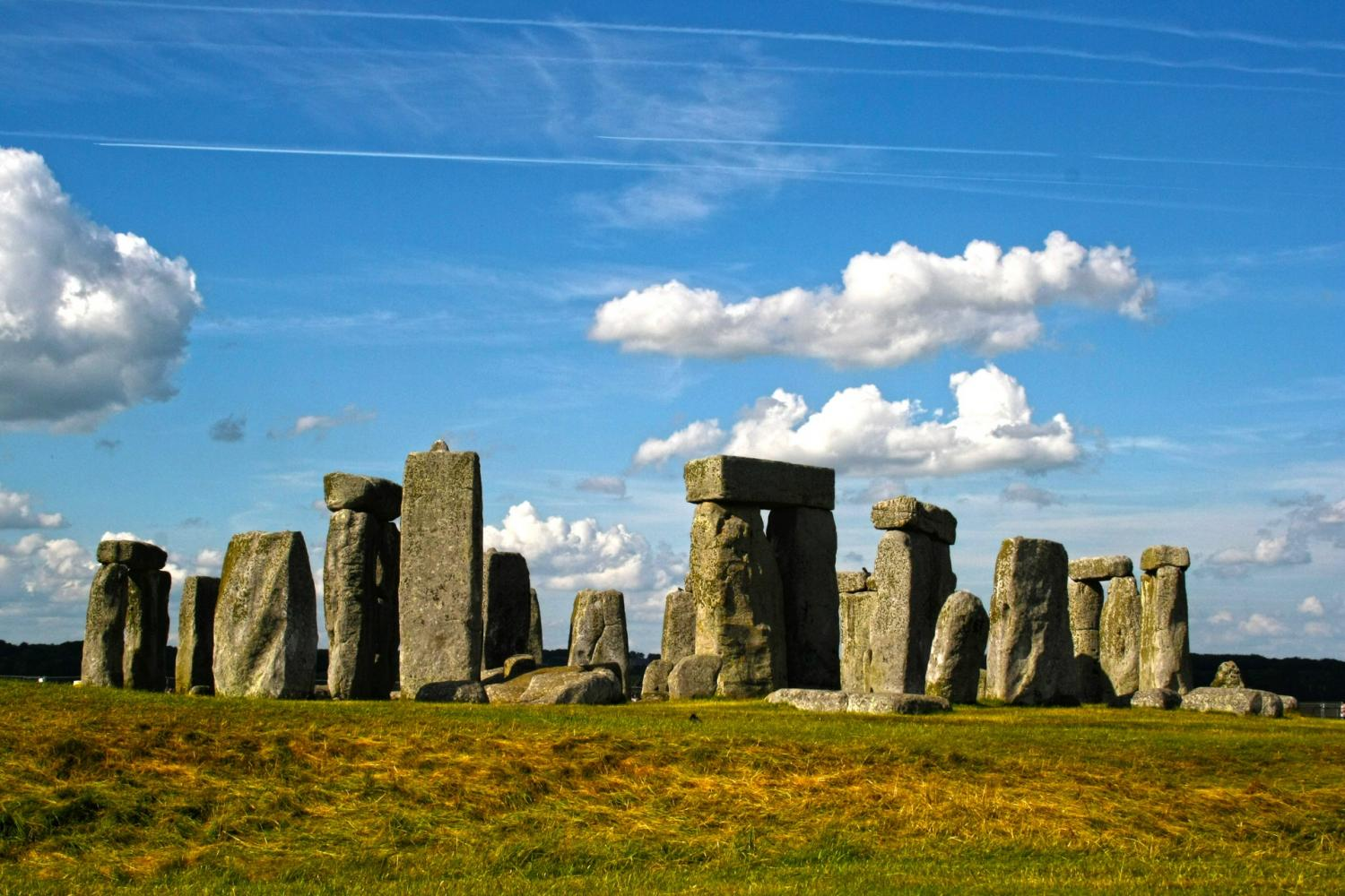Stonehenge, Roman Bath & Pump Rooms Day Trip
