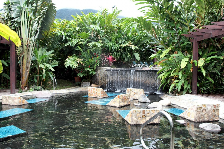 Soak up the good life at the Baldi hot springs