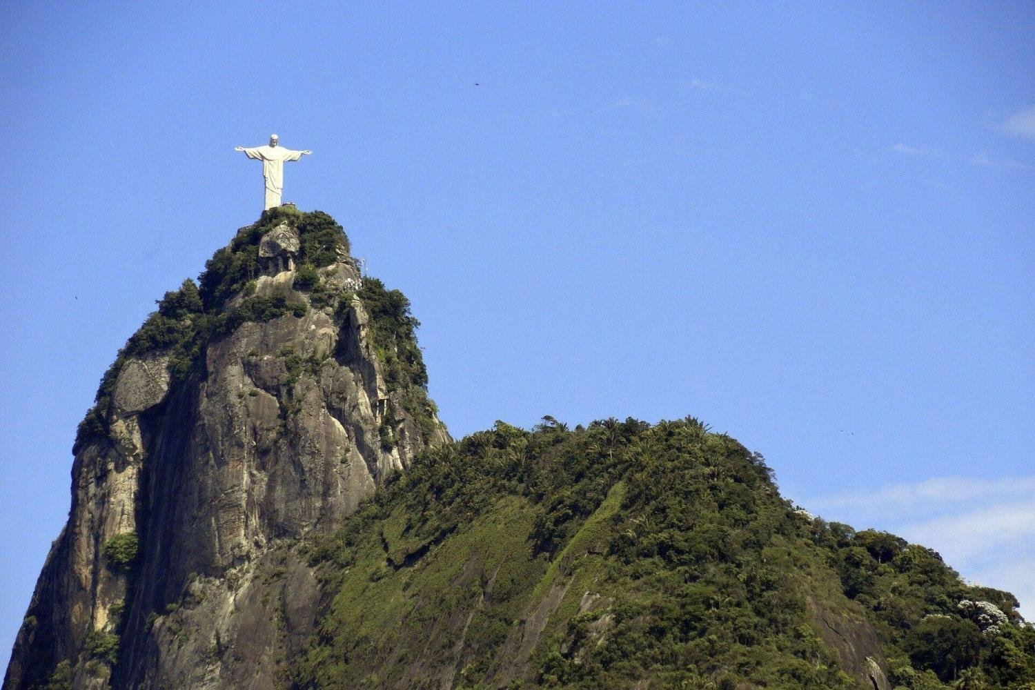 Corcovado with Christ Redeemer Statue by Train – Skip The Line