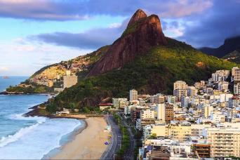 Rio by Day - Sugar Loaf with Panoramic City Tour
