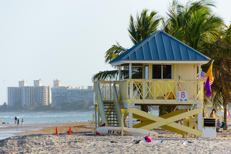 Miami Hour Hop-On Hop-Off Tour