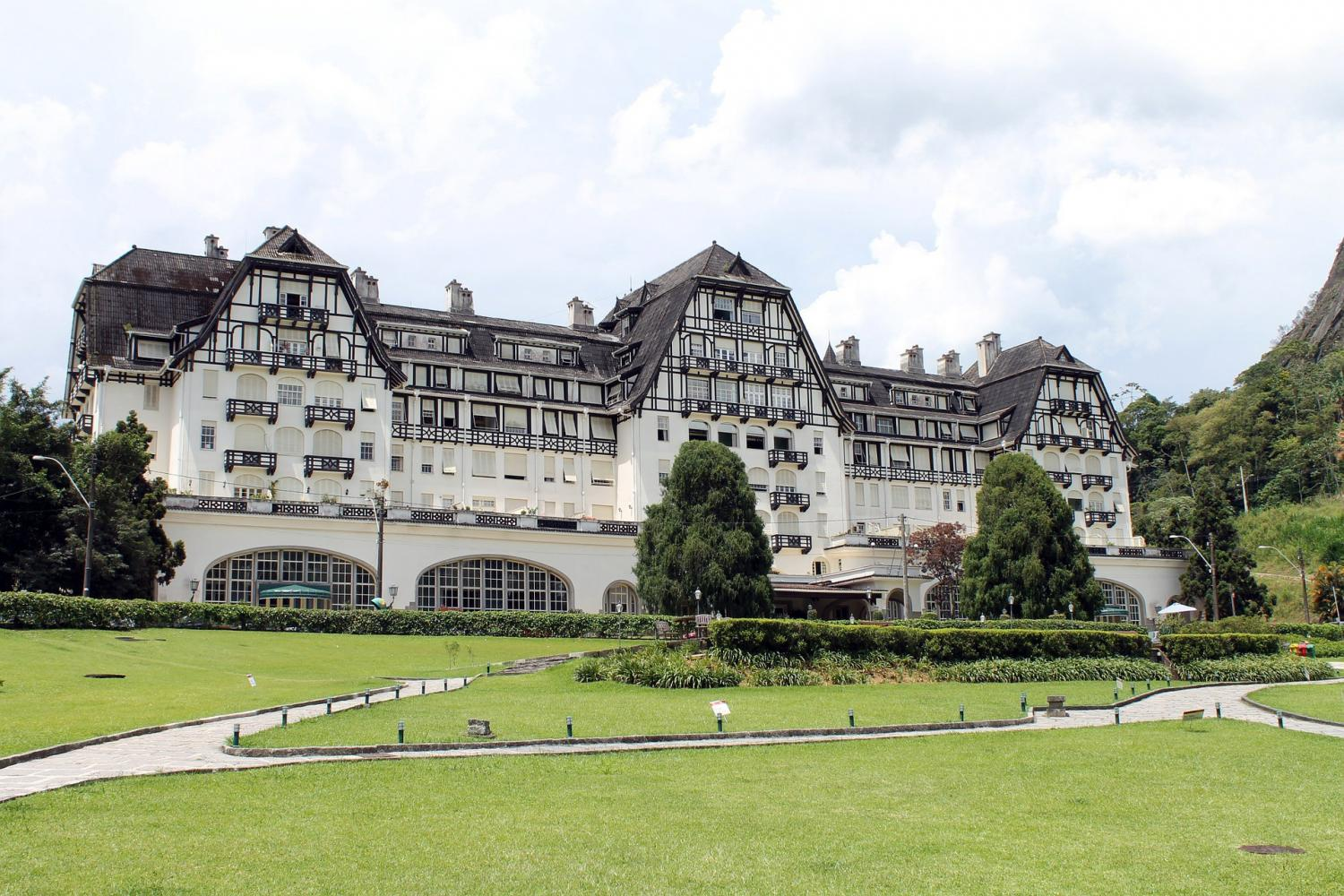 Visit the charming landscape of Petropolis