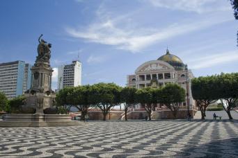 Gray Line Manaus City Tour with Amazon Theather