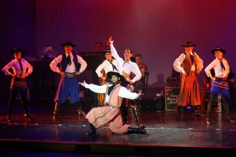 Gray Line Gaucho Night Barbecue Dinner and Show