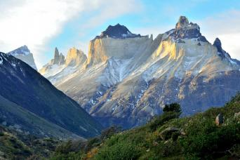 Gray Line Full Day to Torres del Paine National Park