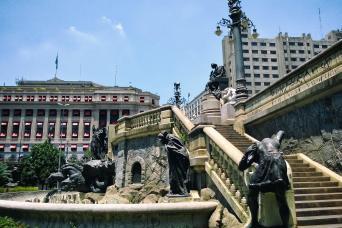 Gray Line Private City Tour of São Paulo