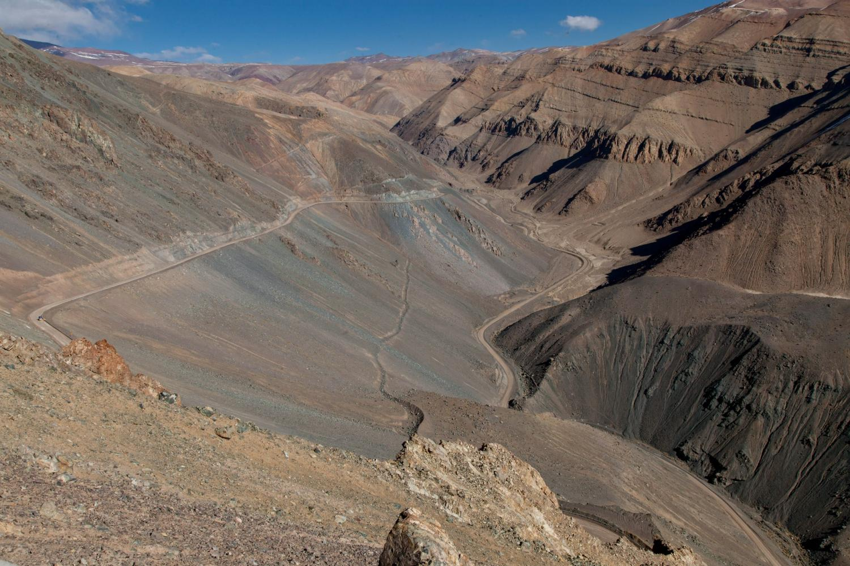 Rainbow Valley from San Pedro de Atacama