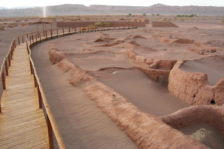 Archaeological Tour from San Pedro de Atacama