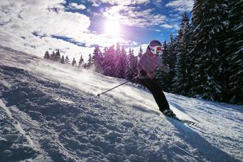Gray Line Beginner Ski Tour with Classes at La Parva Resort