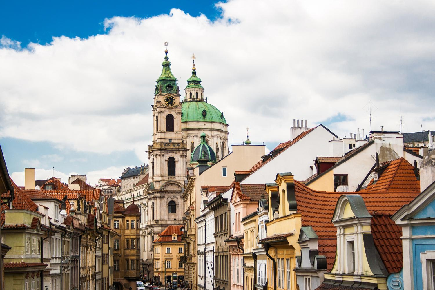 Prague City Tour With Cruise & Lunch