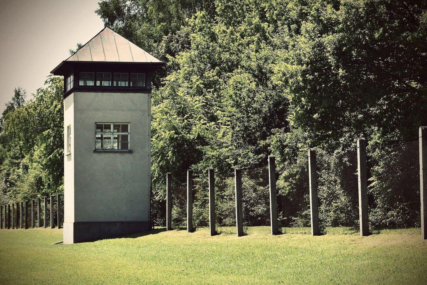 Dachau Concentration Camp & Hebertshausen from Munich