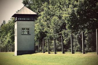 Dachau Concentration Camp & Hebertshausen from Mun