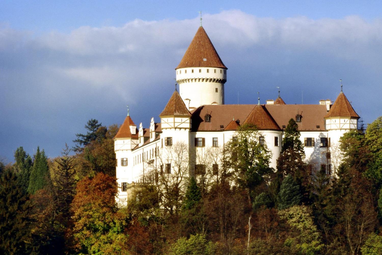 Konopiste Chateau Tour From Prague