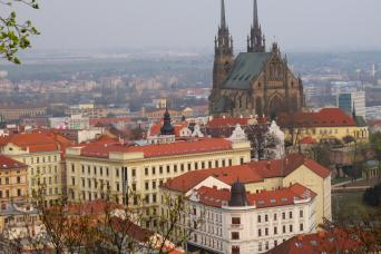 Gray Line Brno with Private Guide for Groups - Multilingual