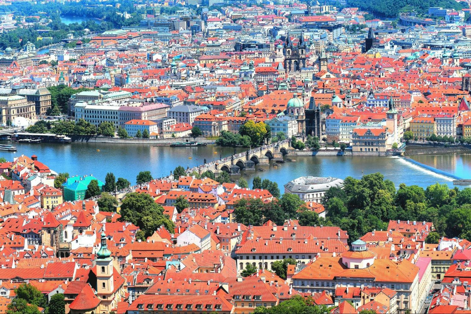 Prague Castle, Changing of the Guard and AR City Tour