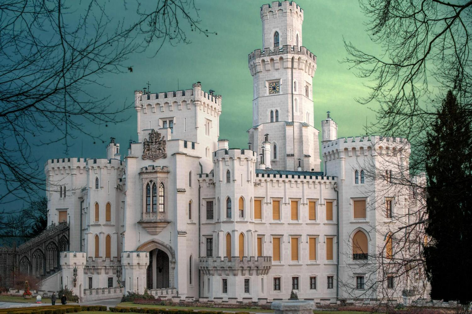 Romantic Overnight Trip To Hluboka From Prague