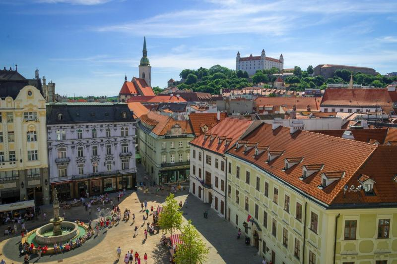 Escort girls in Bratislava