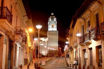 Gray Line Urban Legends of Quito At Night