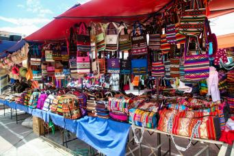 Gray Line Submerge into Ancestral Otavalo Culture With Lunch