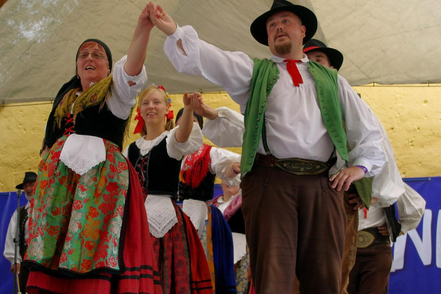 Czech Folklore Evening With Dinner In Prague