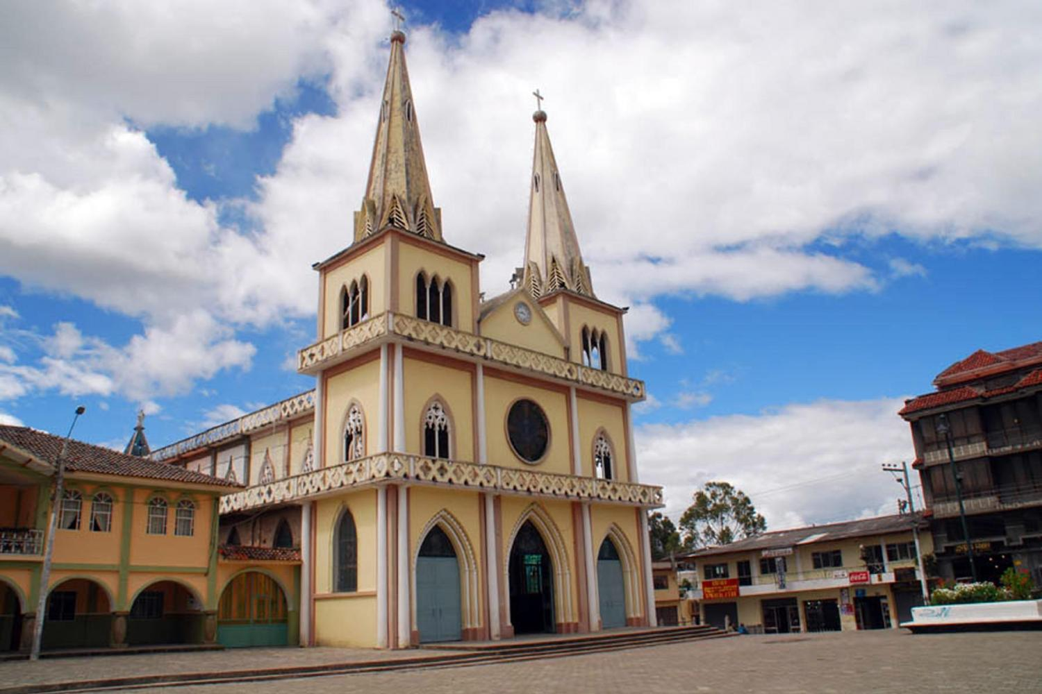 Excursion to San Bartolome, Chordeleg and Gualaceo