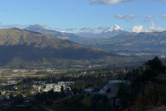 Gray Line Avenue of the Volcanoes - 3 days - (Quito / Riobamba / Cuenca & Train) - 3½*** Hotels