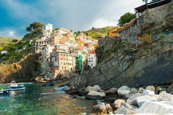 Gray Line Liguruan Coast: Cinque Terre & Portovenere Tour From Florence