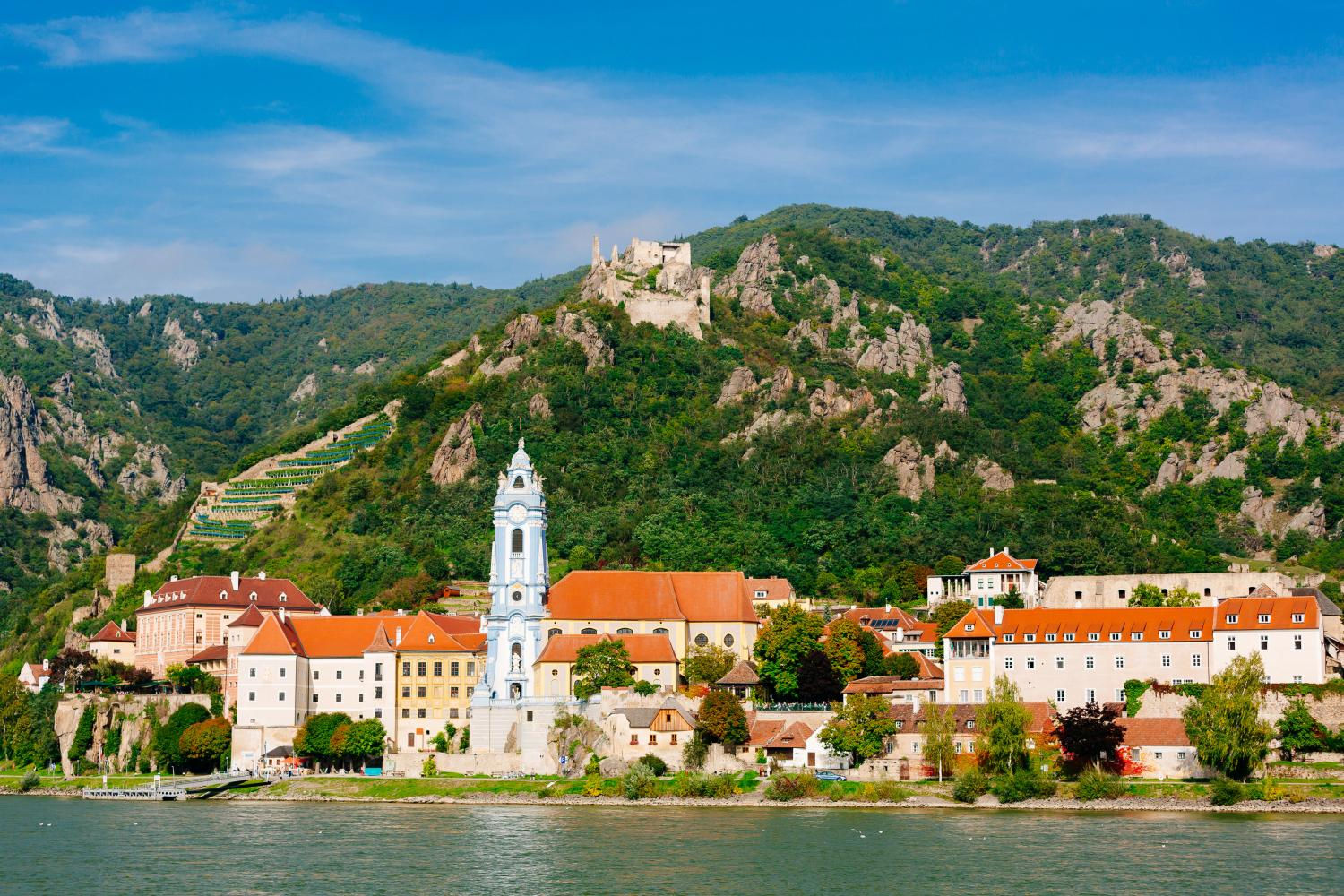 Day Trip to Danube Valley with Boat Ride