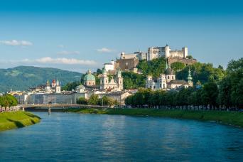 From Vienna: Day Trip to Salzburg