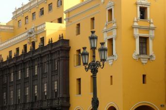 Gray Line Lima City Tour
