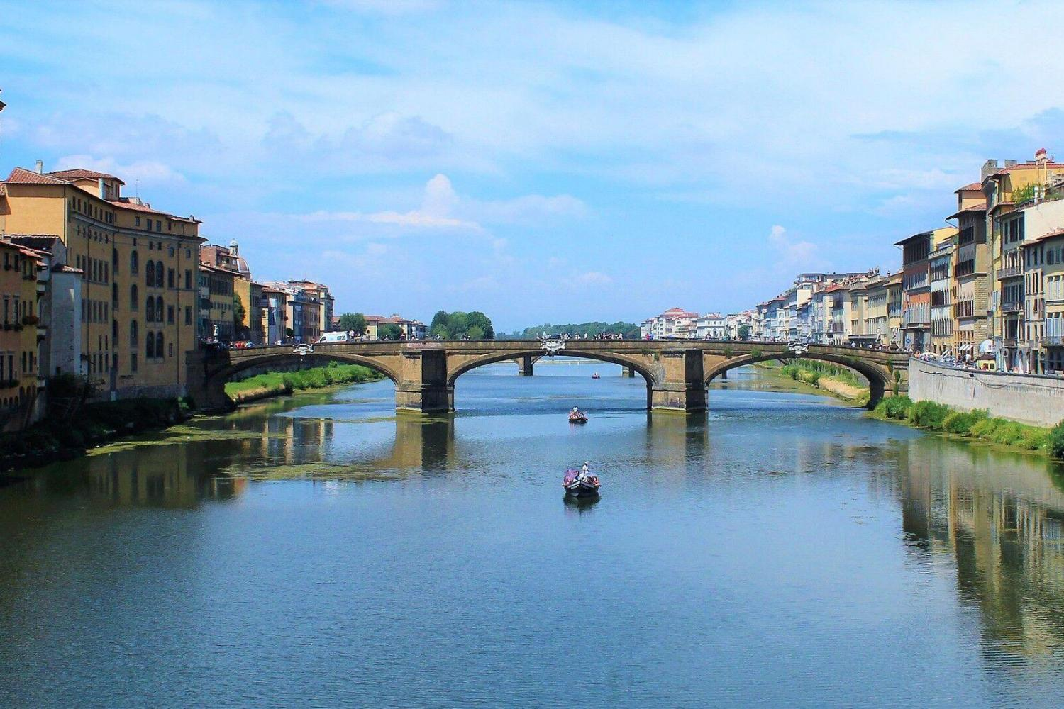UNESCO Site: Florence Day Trip From Rome