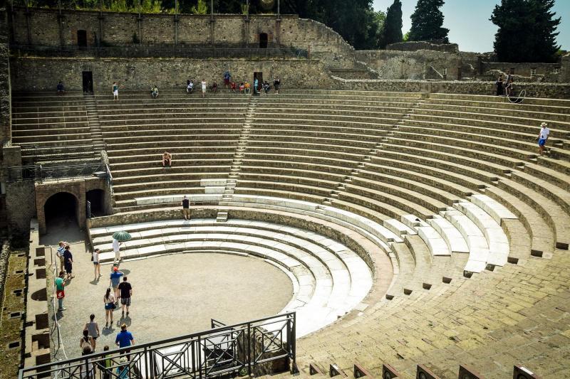 UNESCO Site: Pompeii Day Trip From Rome
