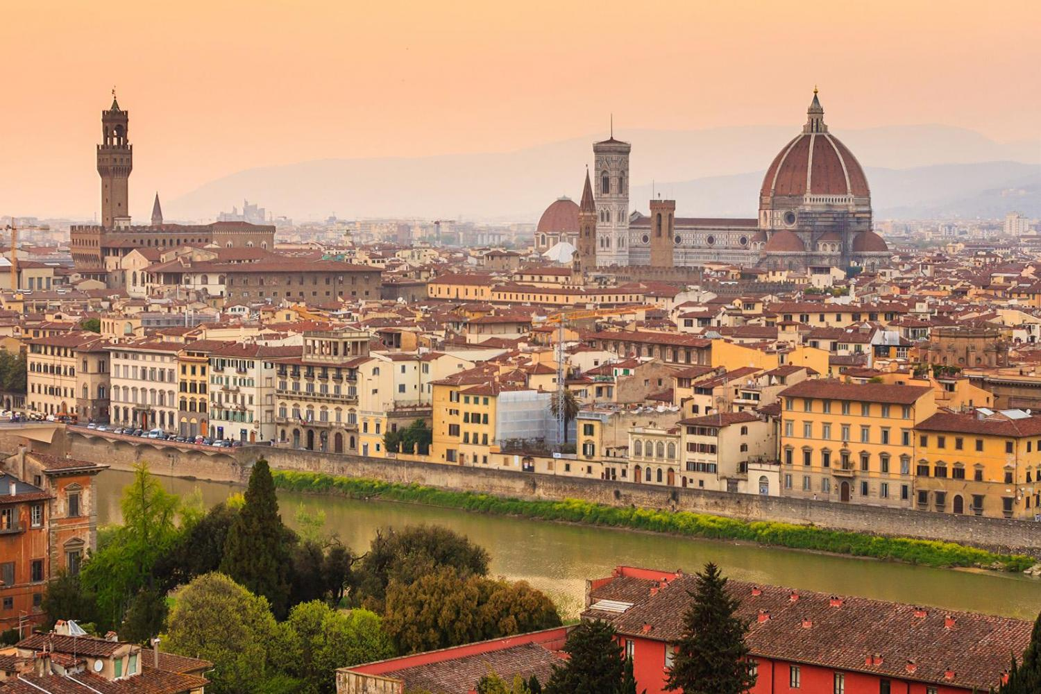 UNESCO Sites: 5 Day Trip to Rome, Florence, & Venice