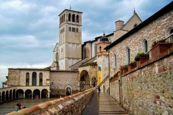 Gray Line UNESCO Sites: Assisi & St. Francis Basilica Day Trip From Rome