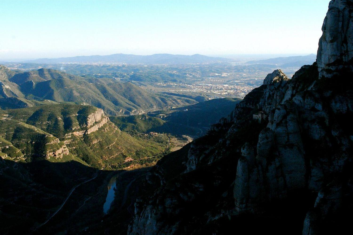 Montserrat Afternoon Tour With Cog-Wheel Train From Barcelona
