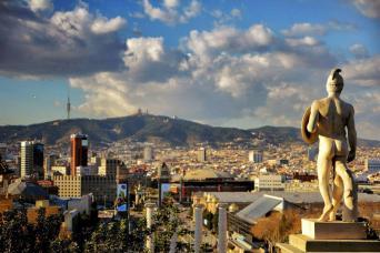 Full-Day Barcelona City Tour