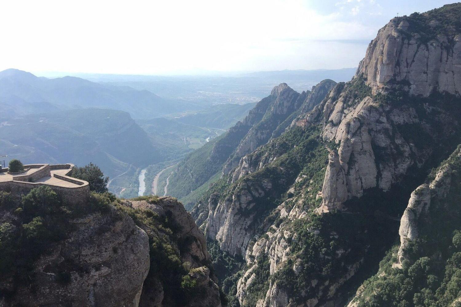 Barcelona Highlights & Montserrat Mountain With Cog-Wheel Train