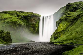 Gray Line Iceland South Coast & Waterfalls Tour