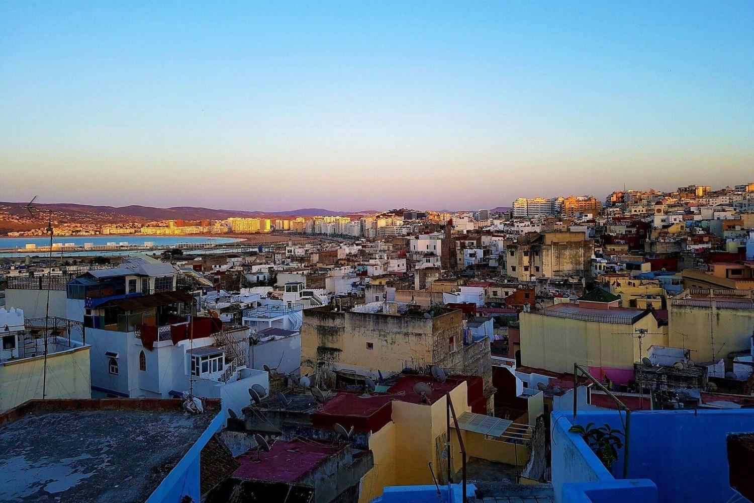 Tangier Full-Day Tour From Malaga By Ferry
