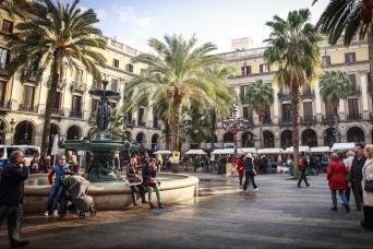 Gray Line Barcelona Hop-On Hop-Off Tour